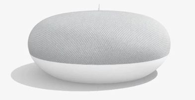 Google home mini智能音箱