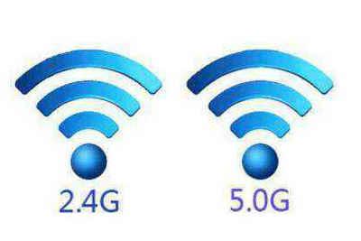 WIFI无线网络分2.4G和5G