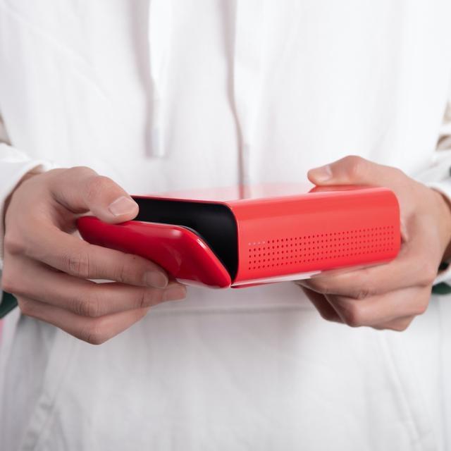 天猫精灵投影仪小红盒