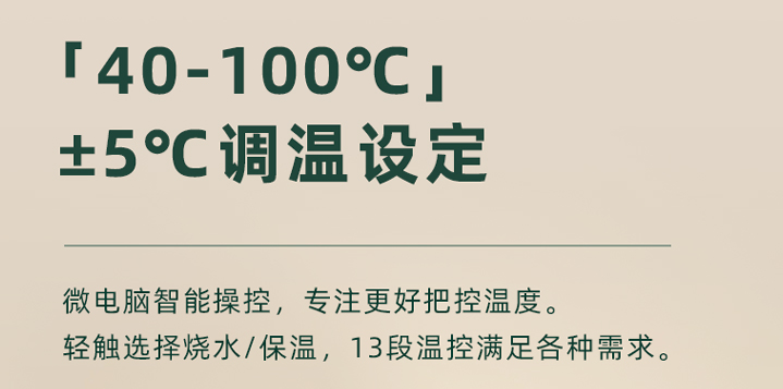 大宇水杯温度调节